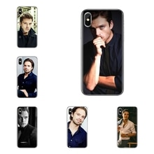 For Xiaomi Mi4 Mi5 Mi5S Mi6 Mi A1 A2 5X 6X 8 9 Lite SE Pro Mi Max Mix 2 3 2S Mobile Phone Case Sebastian Stan Bucky Barnes Print
