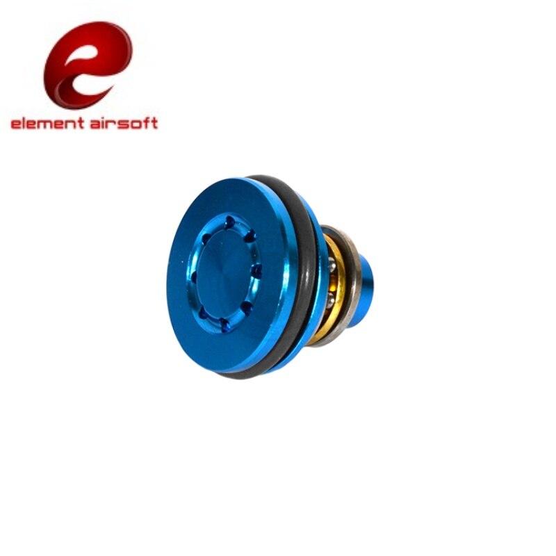 Element Airsoft AEG Gearbox CNC Aluminum Ball Bearing Piston Head Hunting Tactical Parts Softair Rifle Gun Accessories IN0408