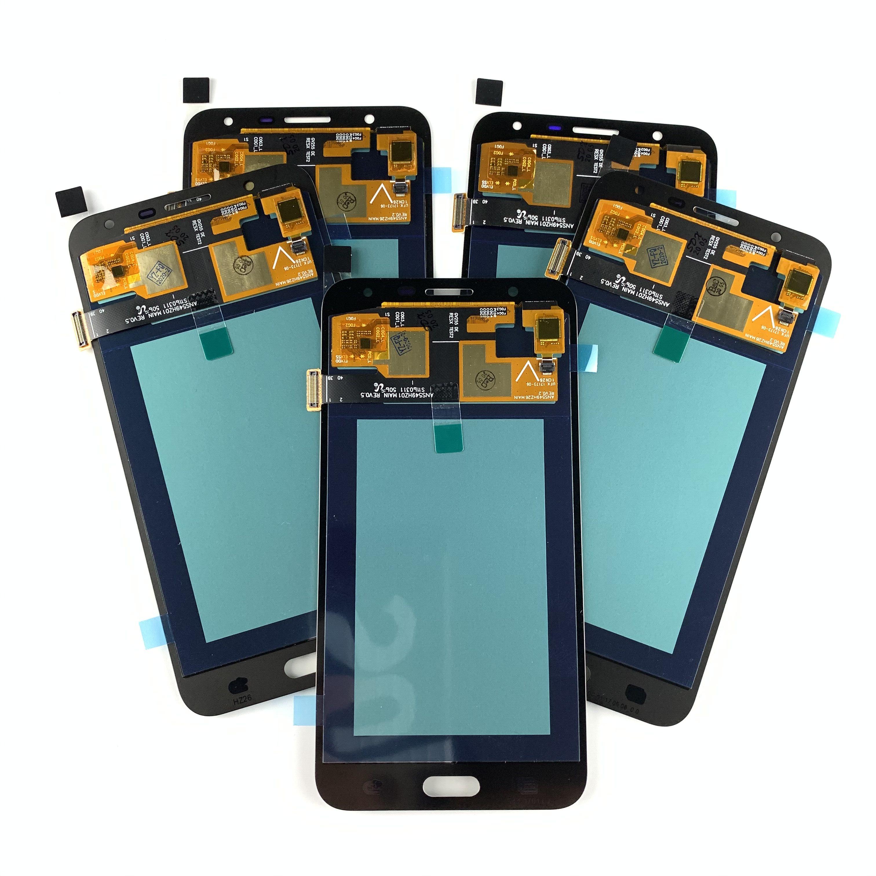 5Pieces AMOLED LCD For Samsung J701 J7 Nxt LCD Display Touch Screen Digitizer For Samsung Galaxy J7 Nxt J701 J701F J701M J701