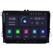 "PX5 9 ""Android 10 8 Core Car Dvd-speler 32G Rom 4G Ram Radio Voor Vw Tiguan touran Jetta Passat Polo Golf Skoda Superb Octavia"