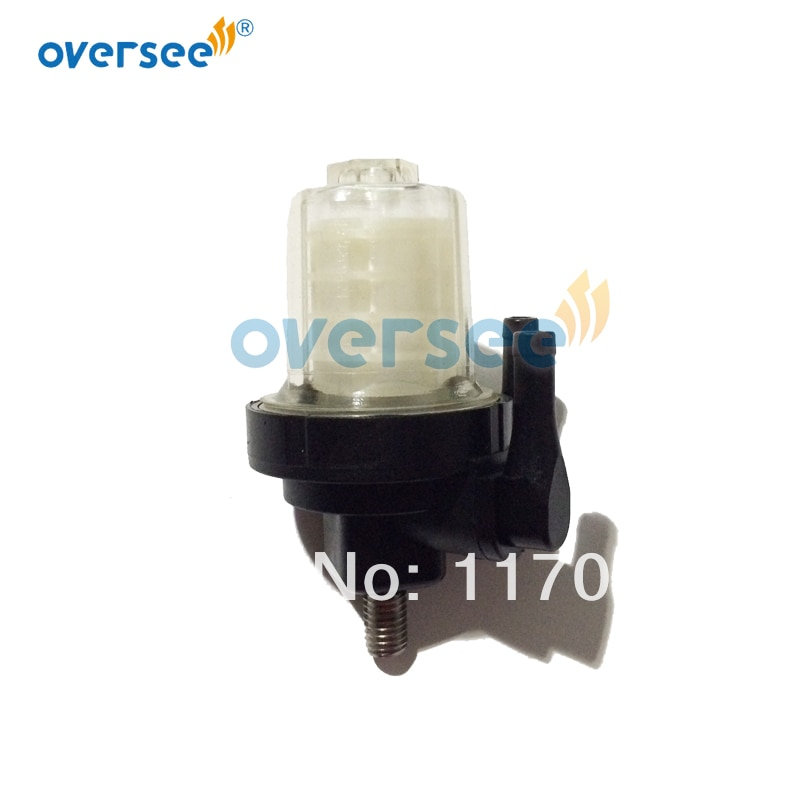 61N-24560 Outboard Engine Fuel Filter Assy For Yamaha Outboard Motor Parsun Hidea Seapro HDX 15HP 20HP 25HP 30HP 40HP 48HP 50HP