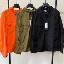 New Cross Border Korean Leisure Zipper CP Jacket Jacket Jacket Windproof Men's Spring and Autumn Fas