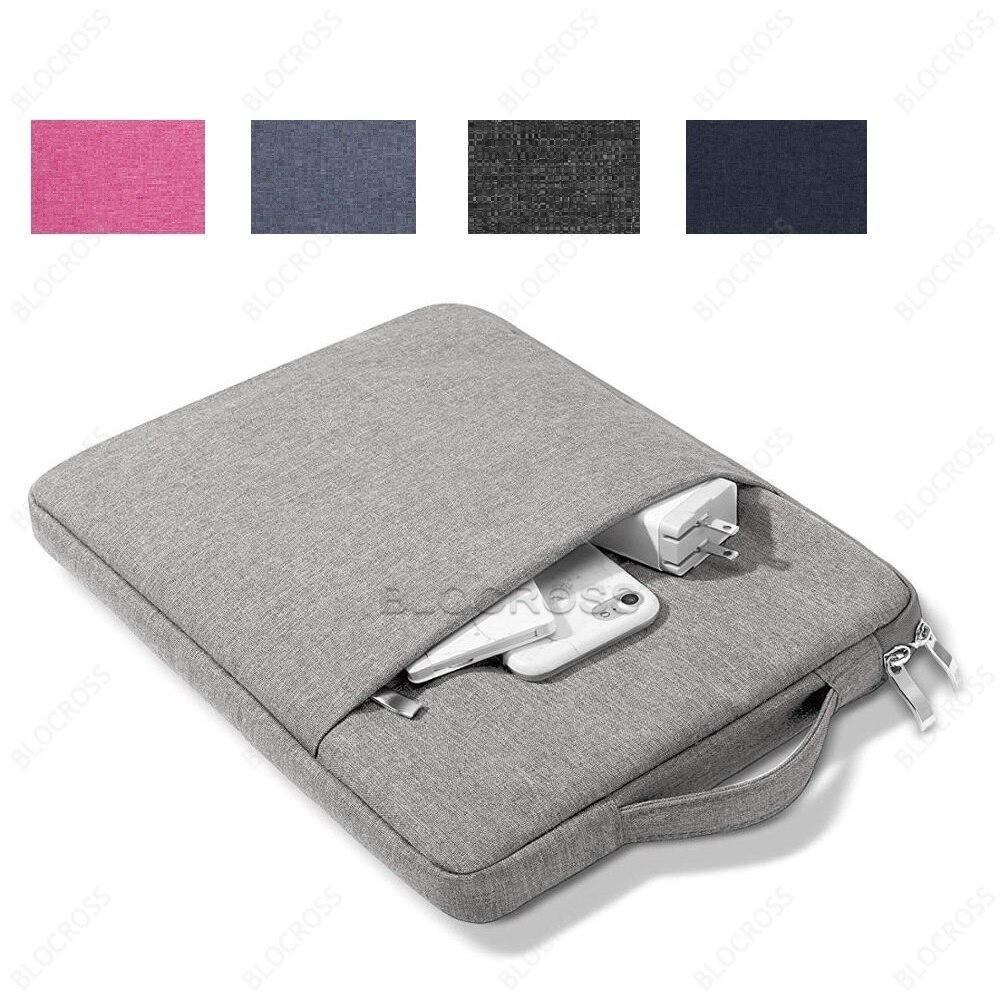 حافظة لجهاز Ipad 10.2 بوصة غطاء حقيبة جراب سحاب حقيبة يد كم لجهاز iPad 7th/8th Gen 2019/2020 حافظة لجهاز iPad A2199