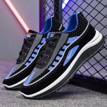 021fashion trend casual sports shoes For Men Non-slip Cushioning Breathable outdoor running shoes Hi