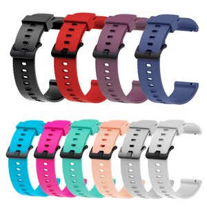 20mm Silicone Band for COROS APEX 42mm Watch Accessories Strap Watchband Correa For COROS PACE 2 PACE2 Bracelet ремешок