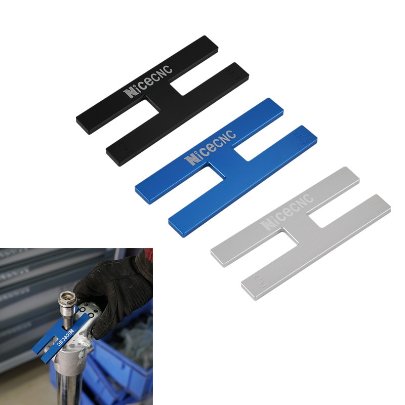 Porte-cartouche de moto H2CNC   Outil de Suspension pour Honda Yamaha Kawasaki Suzuki 13.3mm/14.3mm
