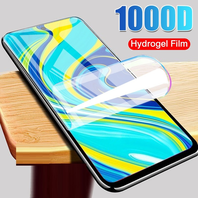 Hydrogel Film For UMIDIGI UMI A7 A9 S5 A5 S3 Pro A7S Bison  A3S A3X F1 Play F2 Power 3 S2 Lite Protective Film Screen Protector