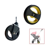 stroller wheels for doona foofoo trolley compatible front and back wheel 4 in 1 cart seat baby cart accessories