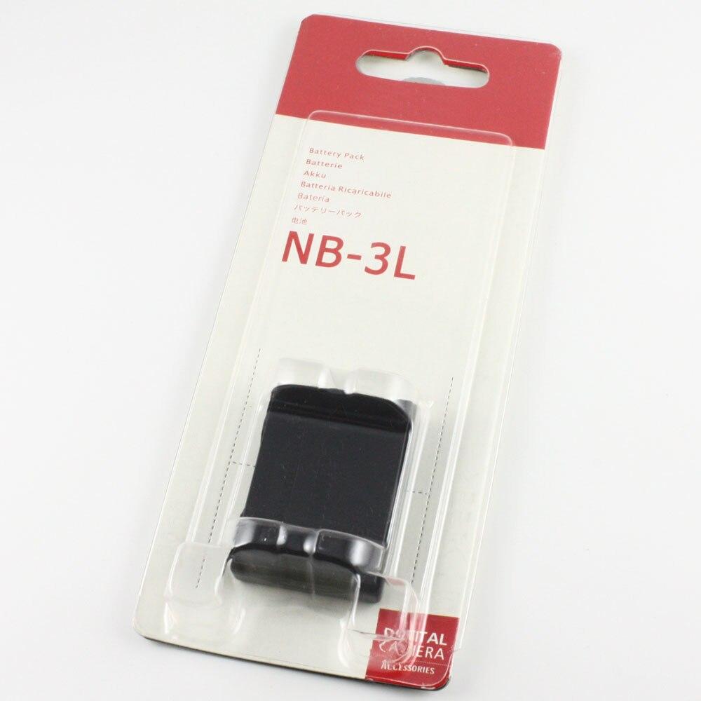 NB-3L NB3L batería para Canon Powershot SD550 SD500 SD110 SD100 SD10 Digital...