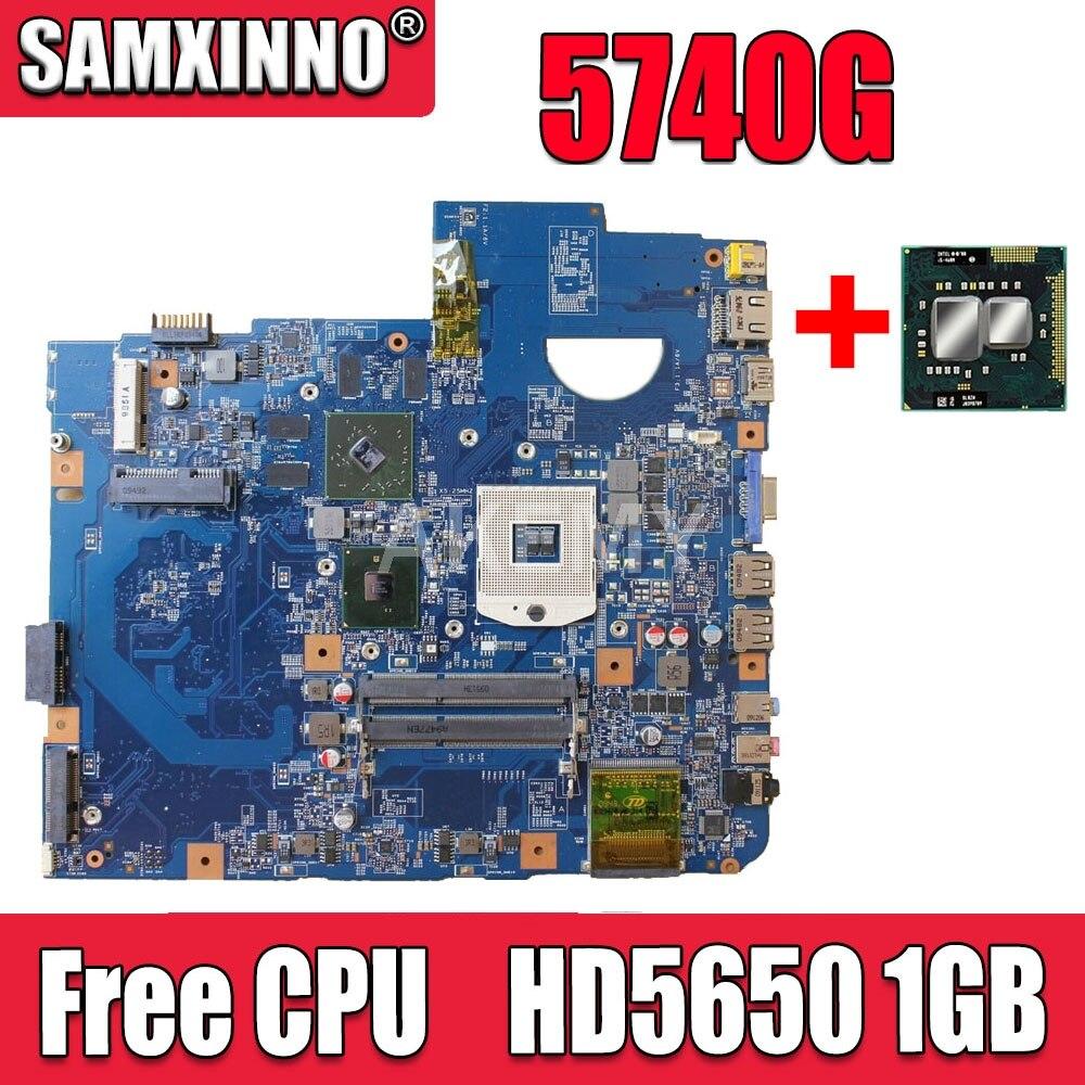 Akemy لشركة أيسر أسباير 5740 5740G اللوحة MBPM701001 MBPM701002 48.4GD01.01M JV50-CP MB 09285-1M الرئيسية وتر HD5650 1GB
