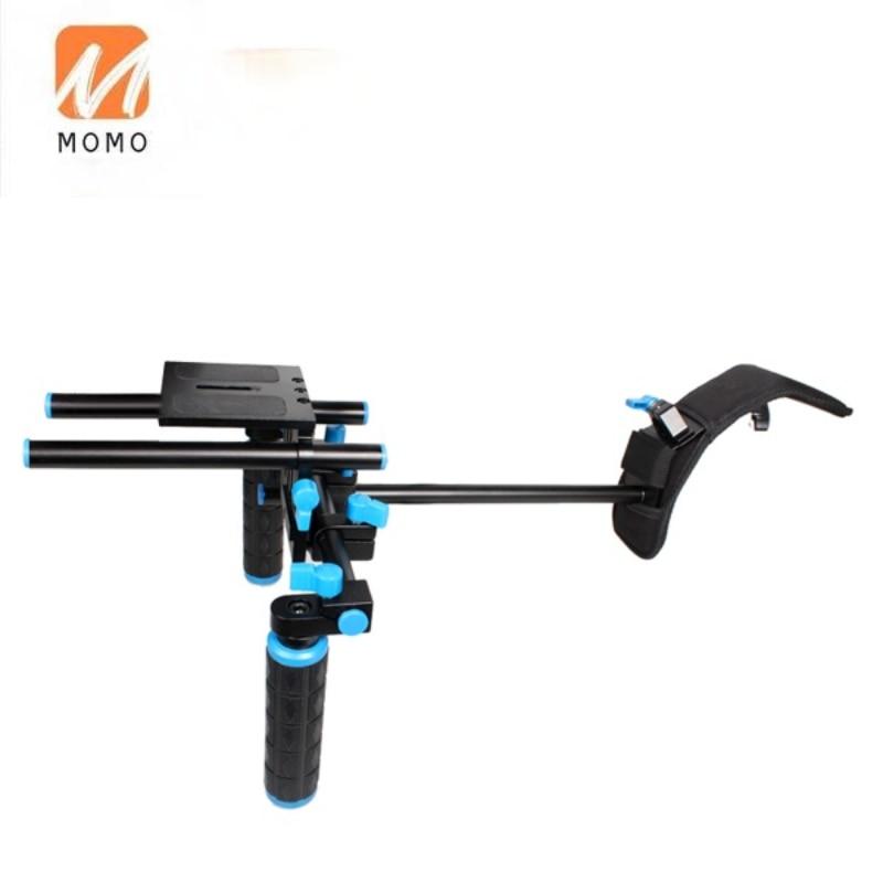 Аксессуары для камеры Commlite, наплечное крепление для видеокамеры DSLR и видеокамеры