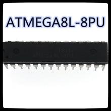(5 pièces-20 pièces) ATMEGA8L-8PU DIP-28 ATMEGA8L DIP28 MEGA8L microcontrôleur 8 bits nouveau et original