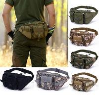 Тактическая поясная сумка для мужчин, сумка-пояс на бедро