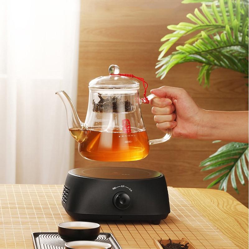 220 فولت سخان كهربائي موقد طباخ ساخن لوحة متعددة ماكينة إعداد الشاي سخان التعريفي طباخ فرن المعالجة الحرارية أجهزة المطبخ