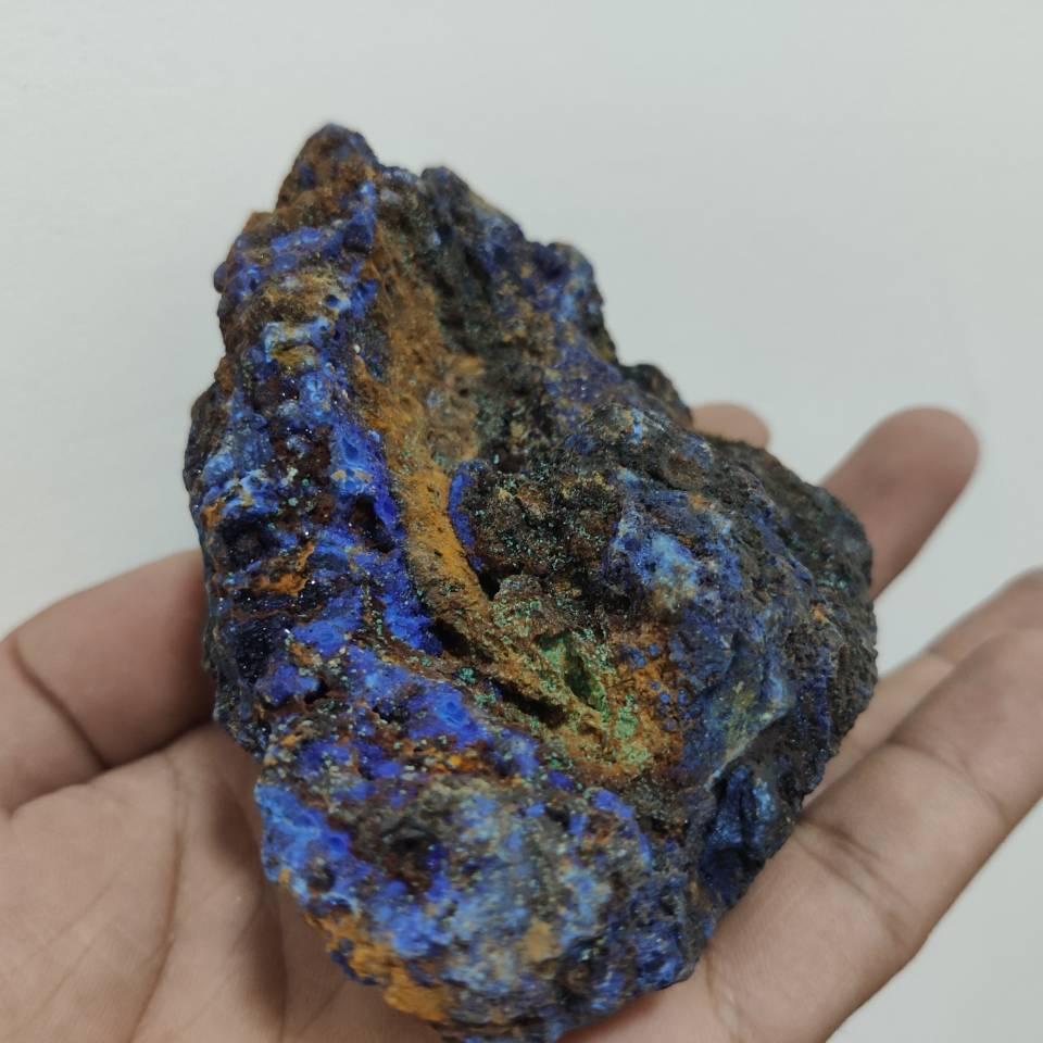 450-500g Superb Azurite rough specimen