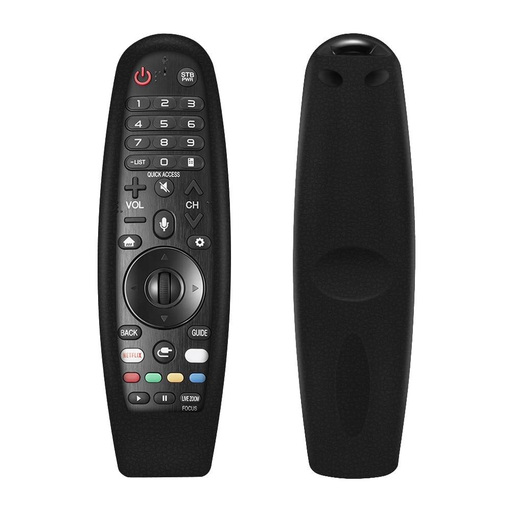 360 grados, mando a distancia, protector de la cubierta para el LG AN-MR600 de control remoto de alta calidad de Control remoto funda de silicona