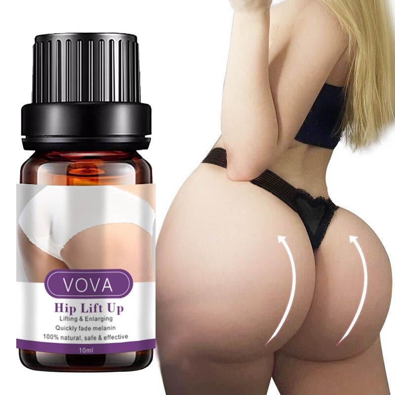 Sexy Hip Buttock Enlargement Essential Oil Effective Lifting &  Enlarging Butt Beauty Big Ass Firmin