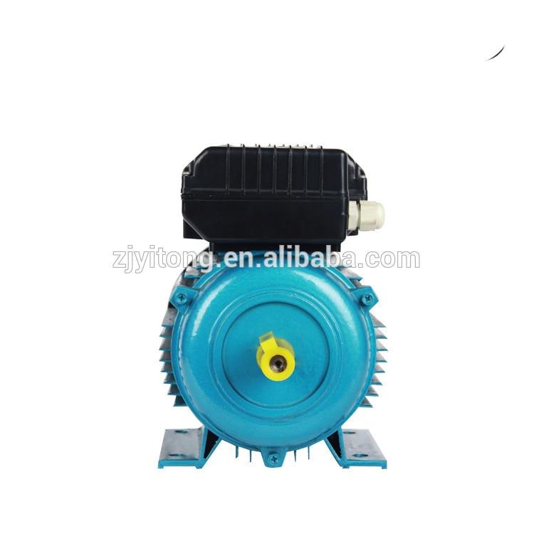 Taizhou Ce 1400 2800 Rpm 60Hz 120, 350, 550, 750 de 1500 vatios 750W 3000W 1.5Kw 3Kw 1Hp 0,25, 0,5 1 3 1/2 Hp Motor eléctrico