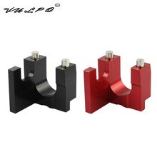 VULPO High Quality CNC Aluminum Well Lock Bracer Hop-up Brace for M4 / M16 Series Airsoft AEG