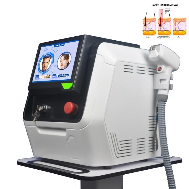laser do diodo 2021 755 1064nm do laser 3 do diodo dos comprimentos de onda do laser