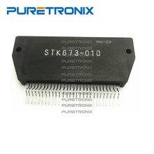 STK673-010 3-phase stepping motor driver hybrid IC
