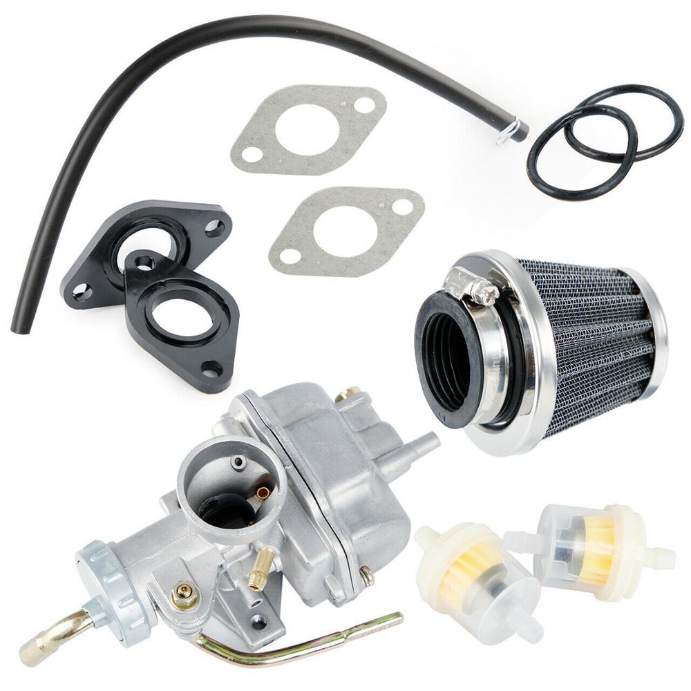 Carburador carb para pz20 90cc 110cc 125cc 135cc atv quad go kart sunl taotao jcl