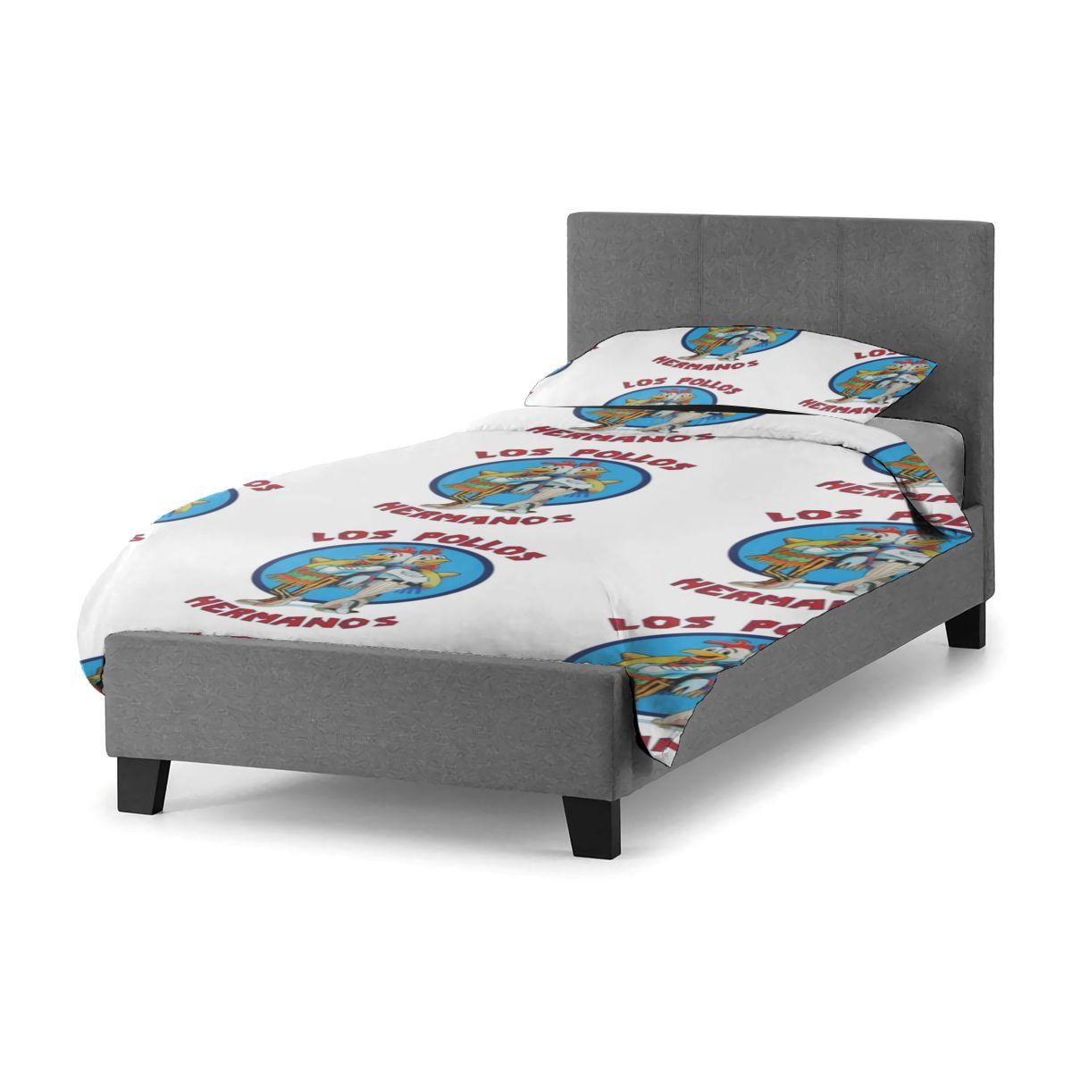 لوس بولوس هيرمانوس طقم سرير فندق أغطية سرير الأحداث بيع مجموعة ورقة لطيف