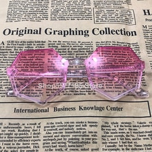 cute suqare children sunglasses 2020 new kids girls boys toddler sun glasses yellow pink blue red oculos de sol infantil