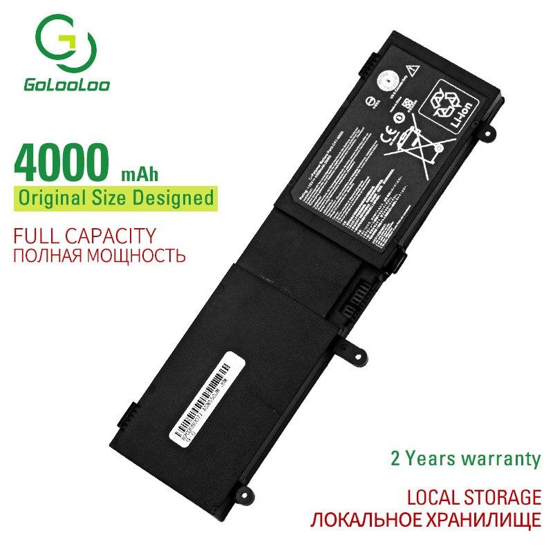 Golooloo 15v 4000mAh جديد بطارية كمبيوتر محمول C41-N550 ل Asus N550 N550J N550JA N550JV N550JK N550X47JV Q550L Q550LF G550JK ROG G550