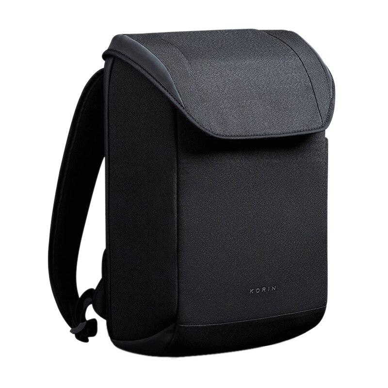 Korin Design Clickpack X männer Notebook Rucksack 15,6-Zoll Anti-Diebstahl Wasserdicht und Cut-Proof USB lade Laptop Tasche