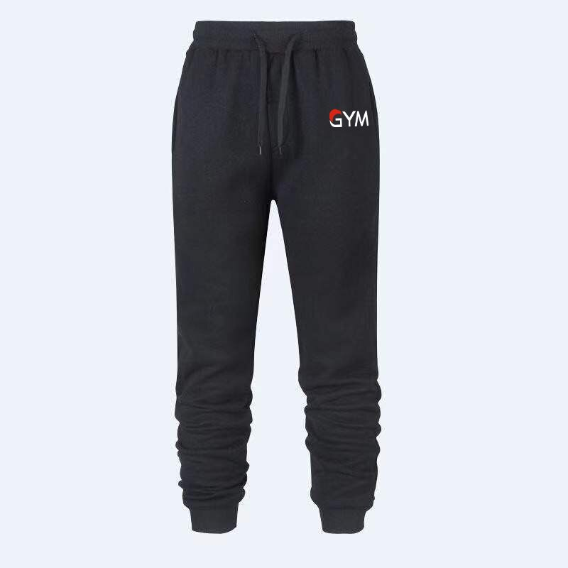 2020 pantalones de chándal para hombre, Pantalones de deporte, ejercicio de Fitness, hip hop, pantalones elásticos para hombres, ropa para correr, pantalones para hombre