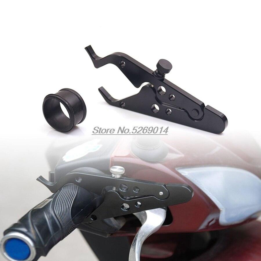Accesorios de motocicleta cubierta de abrazadera de acelerador de crucero liberar tu mano para gt650r honda cbr 1100 xx yamaha vmax suzuki hayabusa