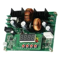 d3806 dc constant current power supply step down module voltage ammeter board 10 40v dc 0 38v e56b