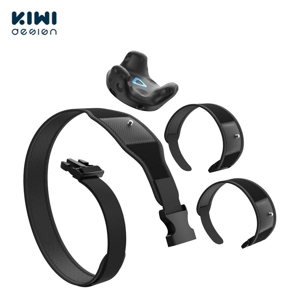 كيوي ديزاين 3 في 1 متعقب حزام ل HTC فيف المقتفي Vr تتبع حزام ل Htc فيف نظام المقتفي Putters-الأشرطة قابل للتعديل
