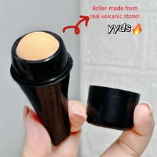 Natural Volcanic Roller Oil Control Rolling Stone Matte Makeup Face Skin Care Tool Facial Cleaning O