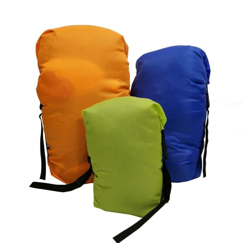 1 saco para dormir al aire libre bolsa de compresión bolsa de almacenamiento de alta calidad bolsa de dormir accesorios 5L 8L 11Lun