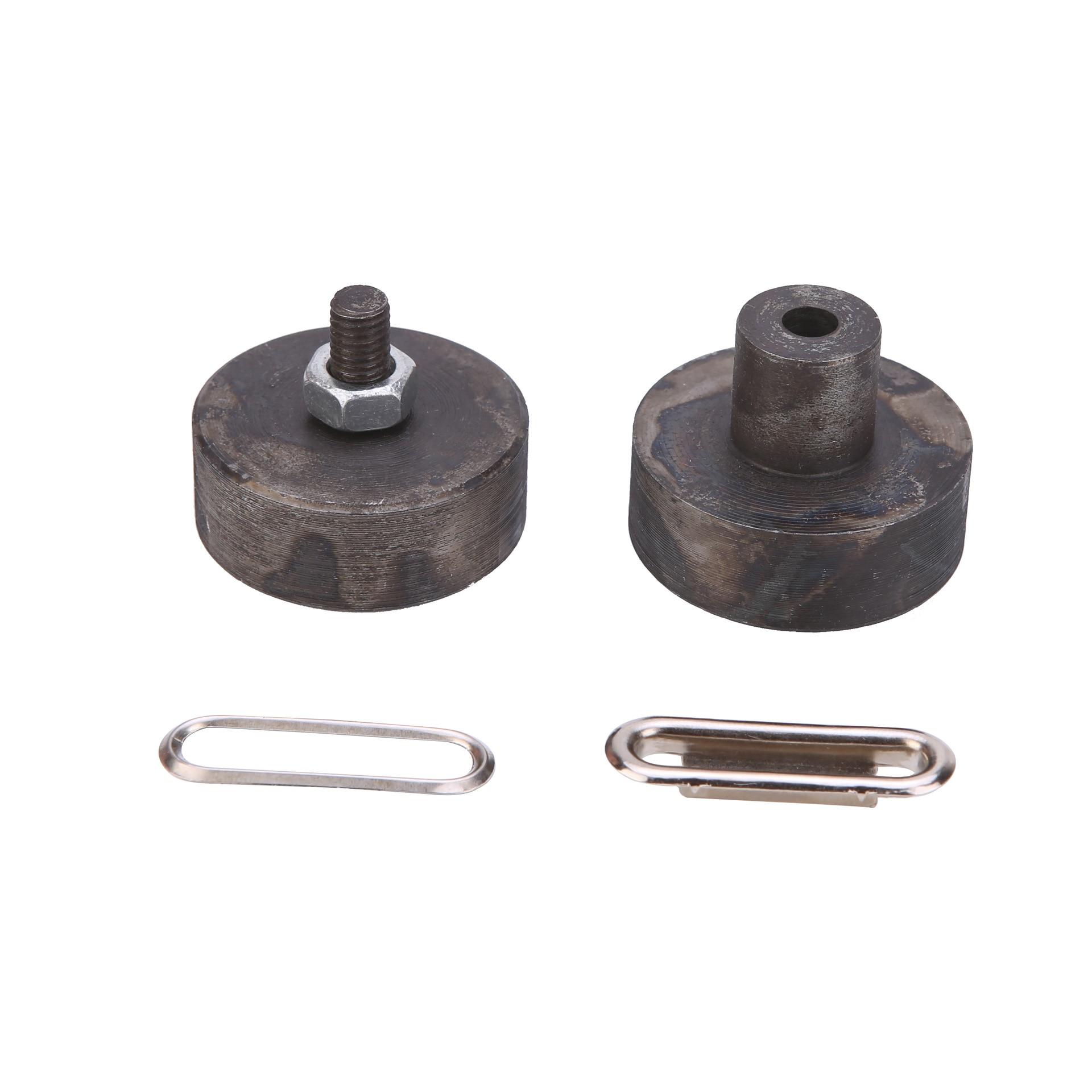 Ferramentas de Configuração Molde de Ilhós Prensa de Mão em Forma de u Retangular Oval Ilhós Molde