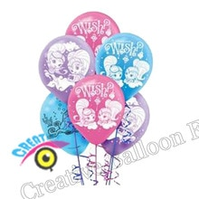 12pcs Shimmer Balloons Shine balloons Birthday Party Decorations Globos Kids Toys Baby Shower Suppli