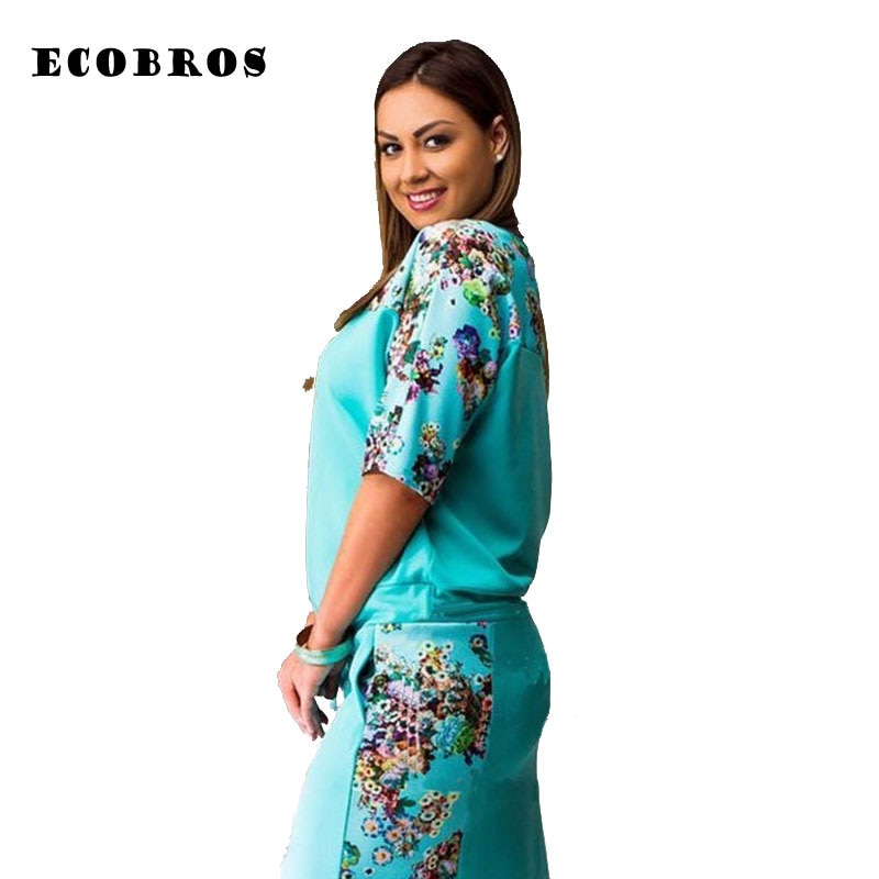 Big size 6XL 2020 Women Summer Dress half sleeve Floral Printed Dress Plus Size Female Clothing 6XLdress vestidos Clearance sale