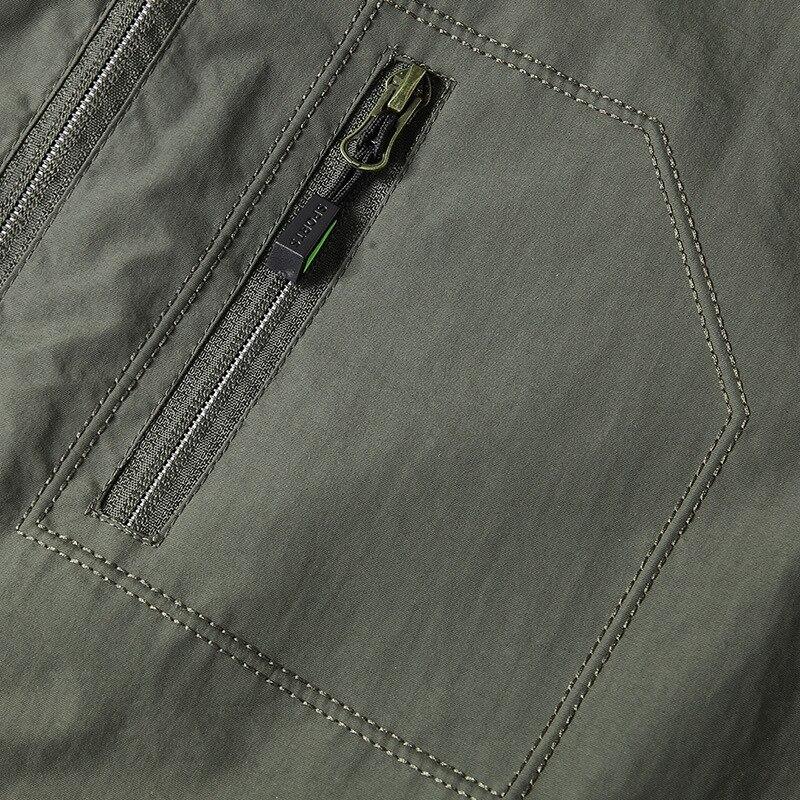 Men's Softshell Jacket Autumn Spring Streetwear Tactical Bomber Windbreaker Hooded Hip-Hop Pilot Windproof Coats  - buy with discount