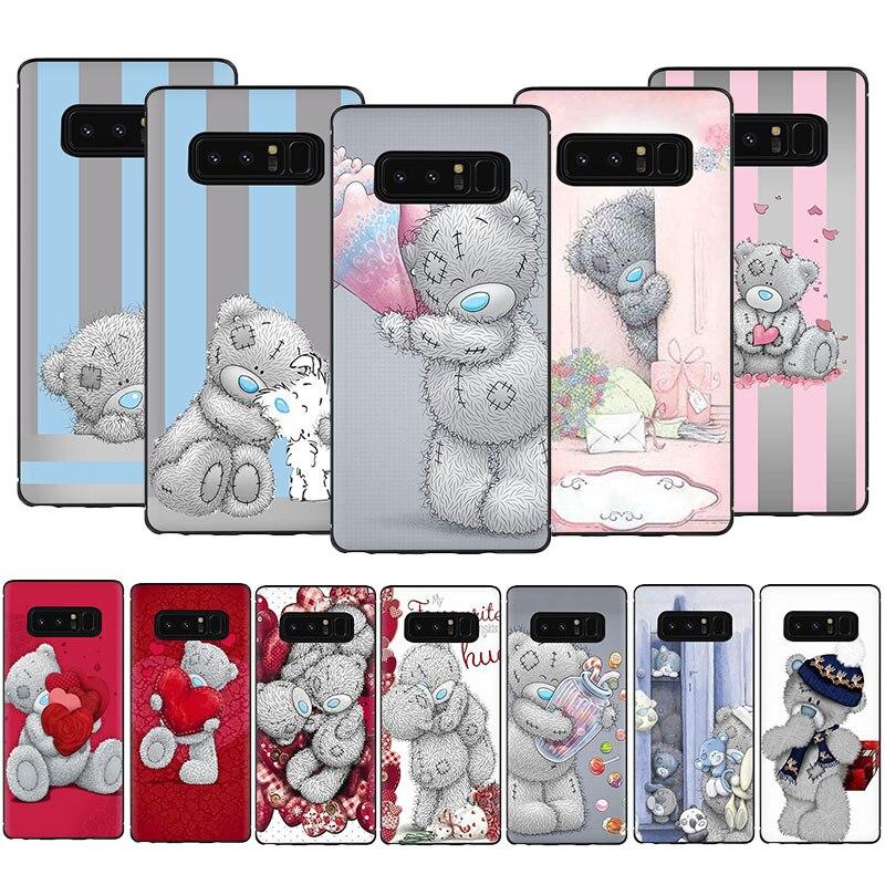 Tatty Teddy bear For Samsung Galaxy A5 A6 7 8 9 2018 A10S 20S 30S 40S 50S 60 70 J6