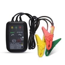 DYXZ 02 детектор последовательности фаз, Бесконтактный детектор, индикатор, измеритель, светодиодный дисплей, 3 фазный тестер