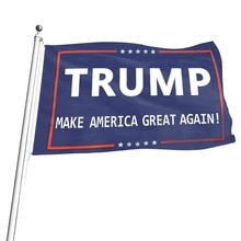 90X150cm Flag Trump 2020 Flag Donald Trump Flag Keep America Great Donald for President Elections US