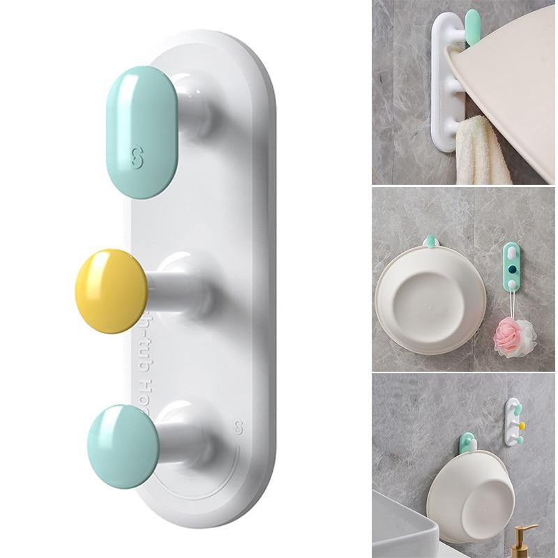 Многофункциональная полка для кухни ванной комнаты, стойка для хранения раковины, присоска, держатель для раковины, крючок для ванной комна...
