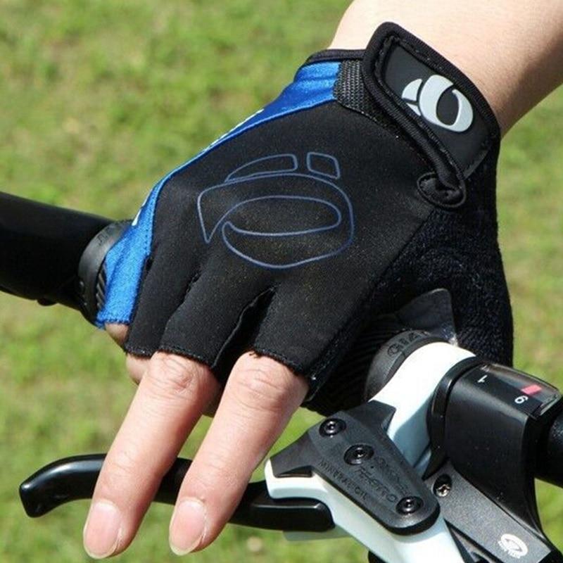 Guantes de Ciclismo de medio dedo para hombre y mujer, a prueba...