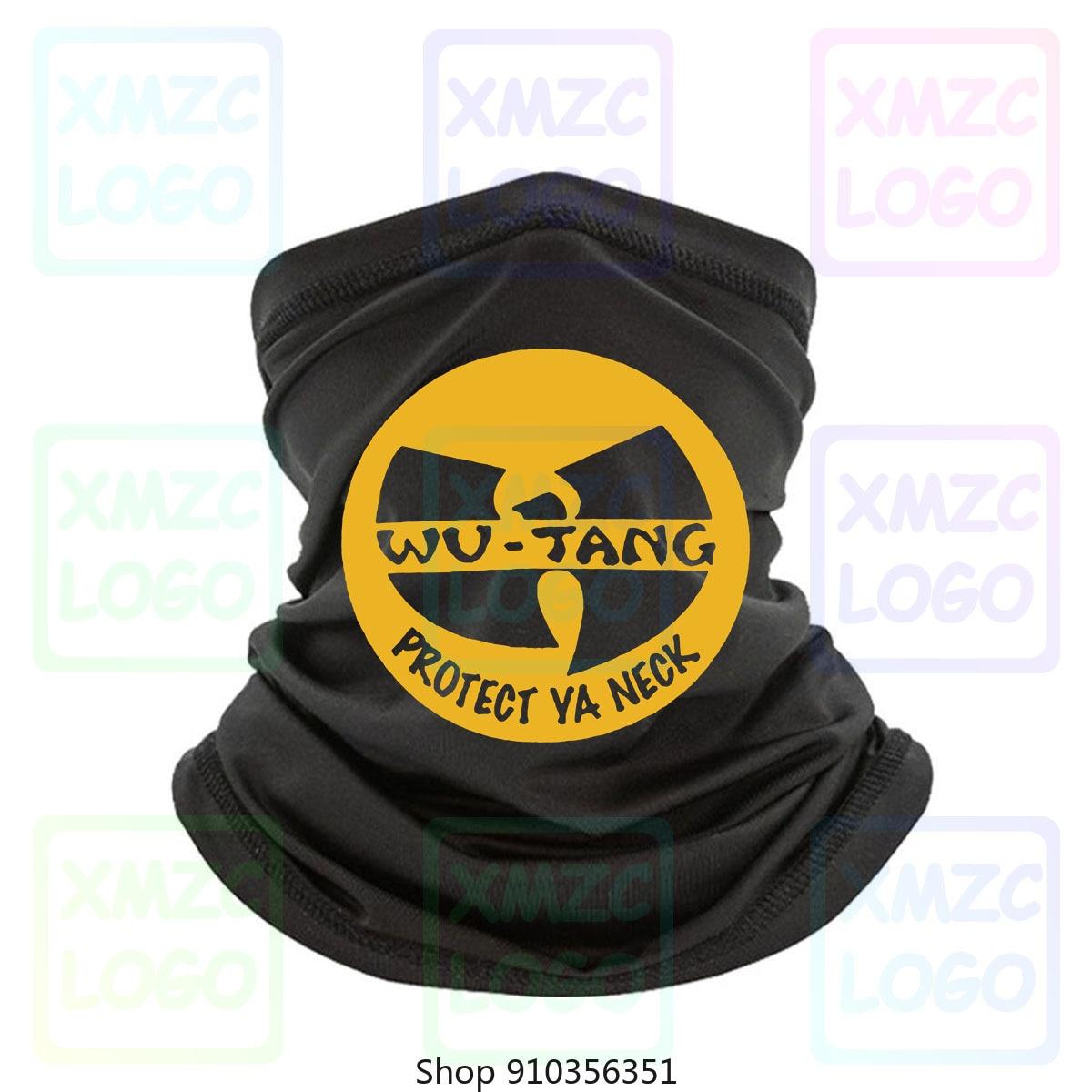 O emblema do clã de wu tang protege ya pescoço rza gza rap hip hop urbano bandana t bandana bandana lenço pescoço mais quente