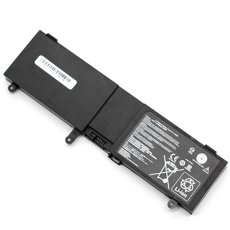 Golooloo, 15 V, 4000mAh batería del ordenador portátil C41-N550 para Asus N550 N550J N550JA N550JV N550JK N550X47JV Q550L Q550LF G550 G550J G550JK