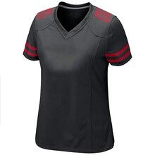 Personalizado de punto Jersey para mujer fútbol americano San Francisco jerséis para seguidores ARMSTEAD STALEY KINLAN MOSTERT WILLIAMS HYDE Jersey
