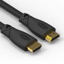 1/1.5/1.8/2m HDMI 2.1 Câble 8K 48 Gbit/S de Bande Passante Vidéo Connexion Cordon Répartiteur pour Interrupteur PS4 Amplificateur TV Projecteur Dordinateur