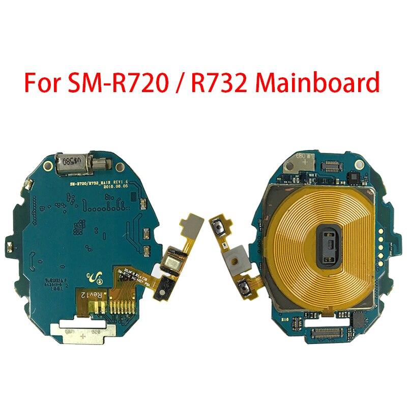 BINYEAE Mainboard For Samsung Gear S2 R720 / R732 Original Main Board Repair Part